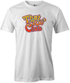 That 700's Club Bowling T-Shirt AznTheBowler White