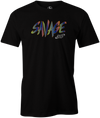 Savage Men's T-Shirt, Black, savage life, columbia 300, bowling, bowling ball, tee-shirt, tee shirt, tee, tshirt.