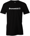 brunswick bowling classic logo shirt teeshirt tshirt t shirts online sale big b league legendary iconic bowlers bowling bowled bowl alley