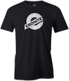 Ebonite Bowling T-Shirt New Logo Charcoal Tee