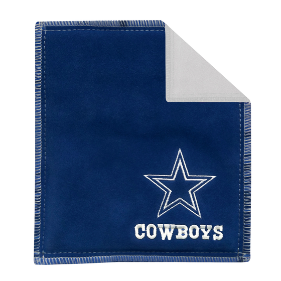 Dallas Cowboys bowling shammy towel for bowlers clean wipe sling for bowling balls