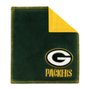 Green Bay Packers bowling shammy towel for bowlers clean wipe sling for bowling balls