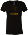 Black Widow Black/Gold Women's