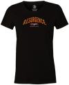 Resurgence Columbia 300 Bowling T-Shirt Black women's