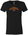 Resurgence Columbia 300 Bowling T-Shirt Charcoal women's