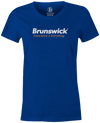 brunswick bowling experience is everything bowler tee shirt shirts league dye sub jersey slogan tagline current bowlers pin michigan women women's womens