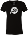 Ebonite Bowling Tee | Ebonite New Logo Bowling T-Shirt Black
