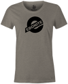 Ebonite Bowling Tee | Ebonite New Logo Bowling T-Shirt Gray