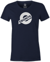 Ebonite Bowling Tee | Ebonite New Logo Bowling T-Shirt Navy