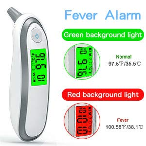 Baby Ear Thermometer FDA Approved for Baby and Adults