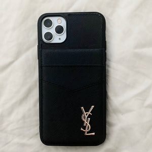 Luxury Phone Case with Card Holders Trending Hype