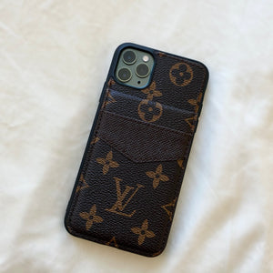 Luxury Phone Case with Card Holder - TH™