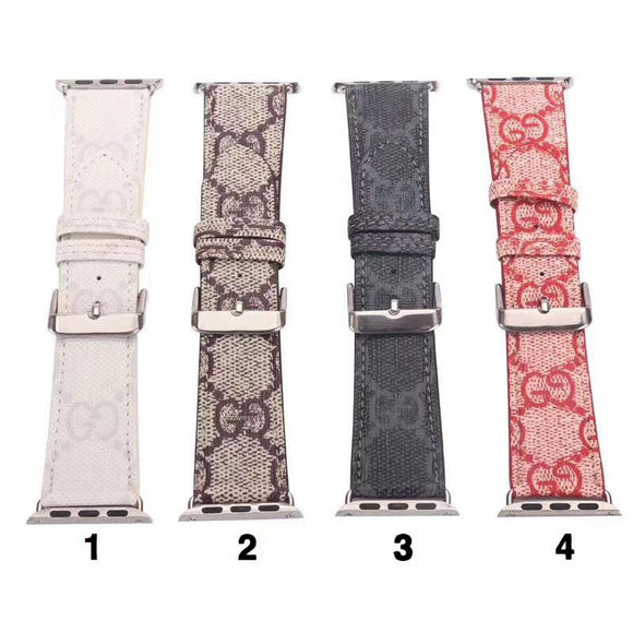 Classic GG Apple Watch Bands - TH™