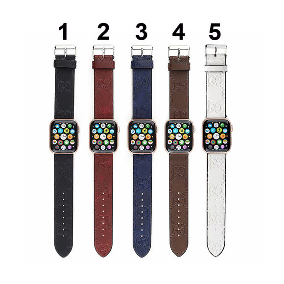 GG Luxury Apple Watch Bands - TH™