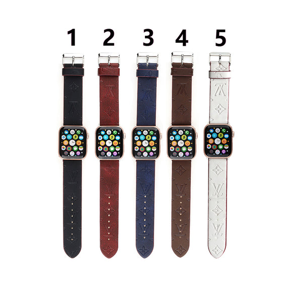 LV Luxury Apple Watch Bands - TH™