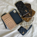 Luxury Phone Case For iPhones with Card Holders - TH™