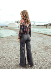 Dark Denim Trouser Pant Jeans