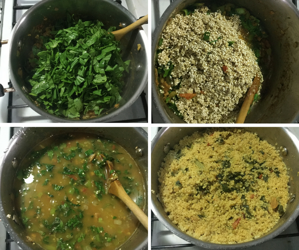 vegan curry quinoa pilaf recipe my plant deli