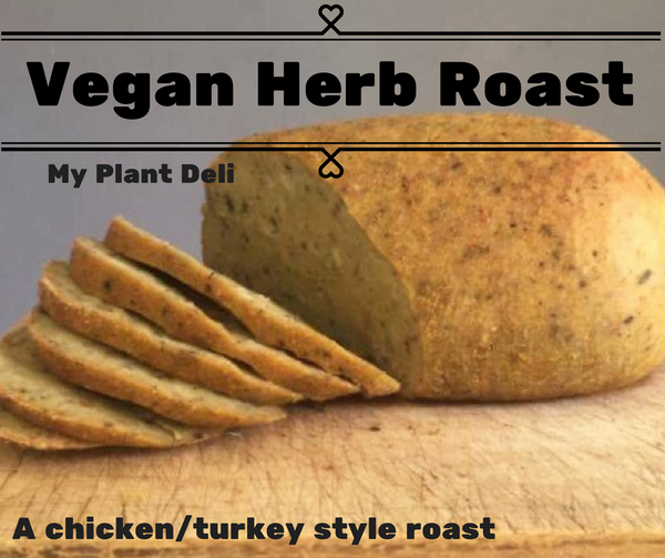 Vegan Herb Roast