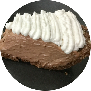 Vegan Chocolate Silk Pie