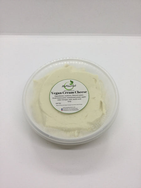 Vegan Cream Cheese