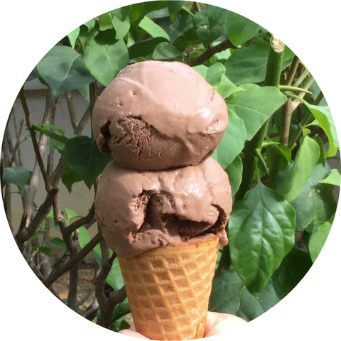 Vegan Chocolate Dream Ice Cream 1 L tub