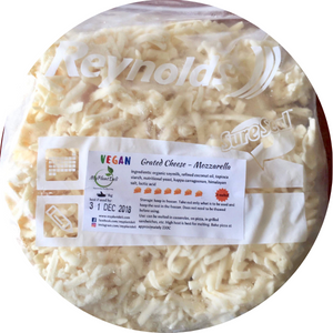 Vegan Shredded Mozzarella Cheese