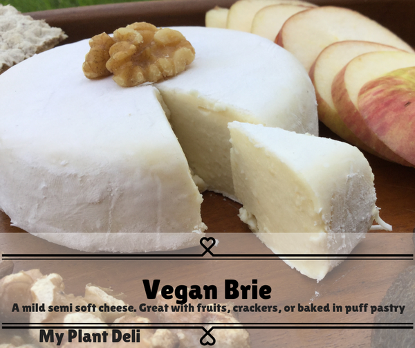 Vegan Brie Cheese