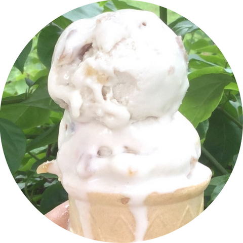 Vegan Ginger Ice Cream
