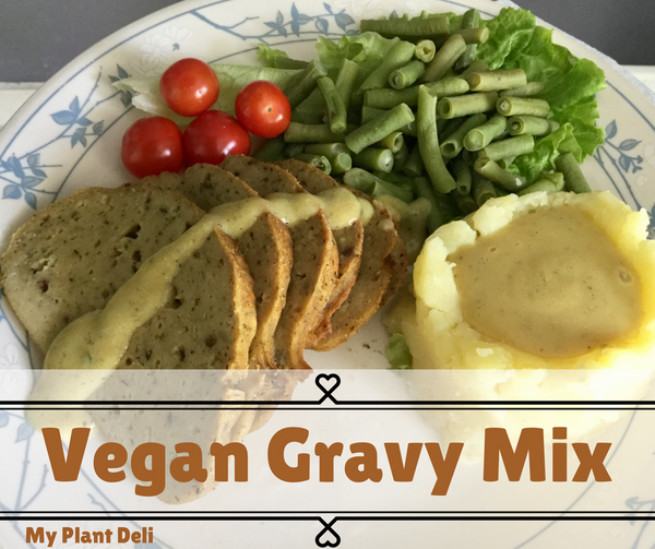 Vegan Gravy Mix