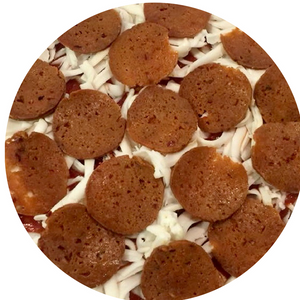 Vegan Frozen Pizza - Pepperoni