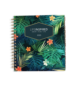 2020 Planner: Tropical