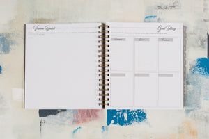 2020 Planner: Dusty Floral