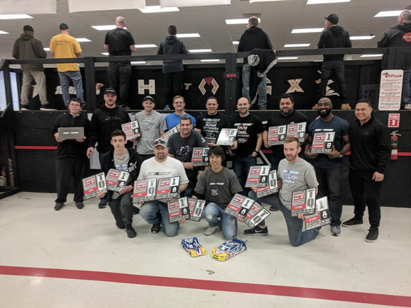 Destiny TQ's and Wins 6 out of 8 Classes at 2018 Protoform Canadian Nationals