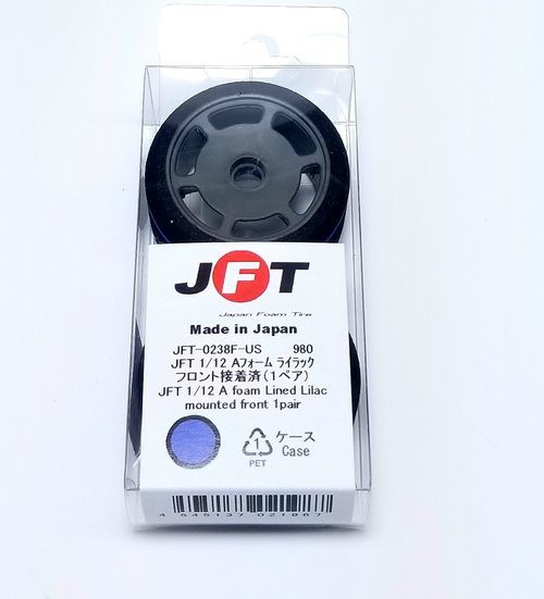 JFT Spec Tire Set (Front and Rear)