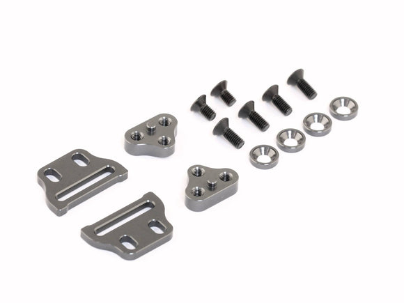 O10147 Destiny Aluminum Battery Bracket Set