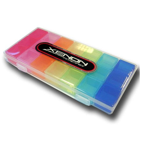 BOX-1003 Colored Small Plastic Case set