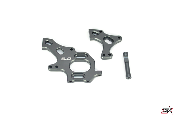 Do10031 RX-10FF High Ratio 5.0 Motor Mount Set