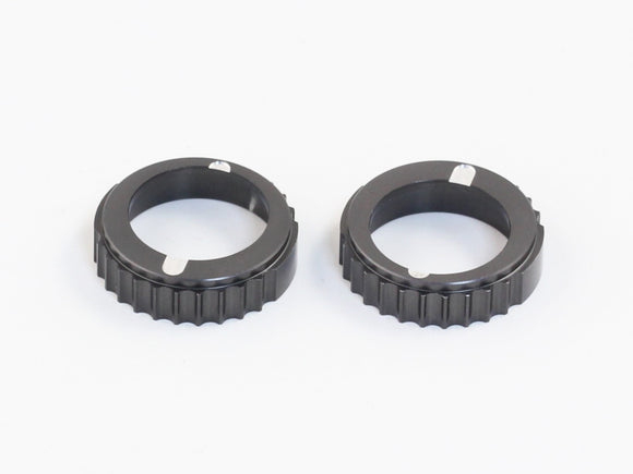 O10124 Aluminum Adjustment Ball Bearing Hub, 2 pcs