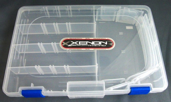BOX-1011 Xenon Plastic Tool Case Small
