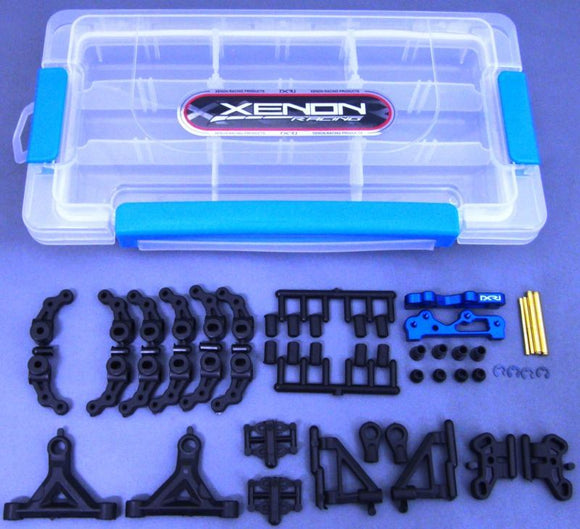 OPT-0060 3mm VSS front end set for Associated R5 compatible