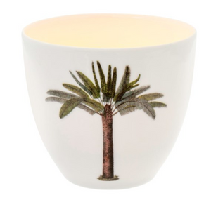 Palm Tree Votive
