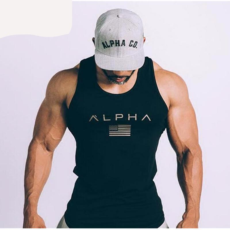 Alpha fitness tank top