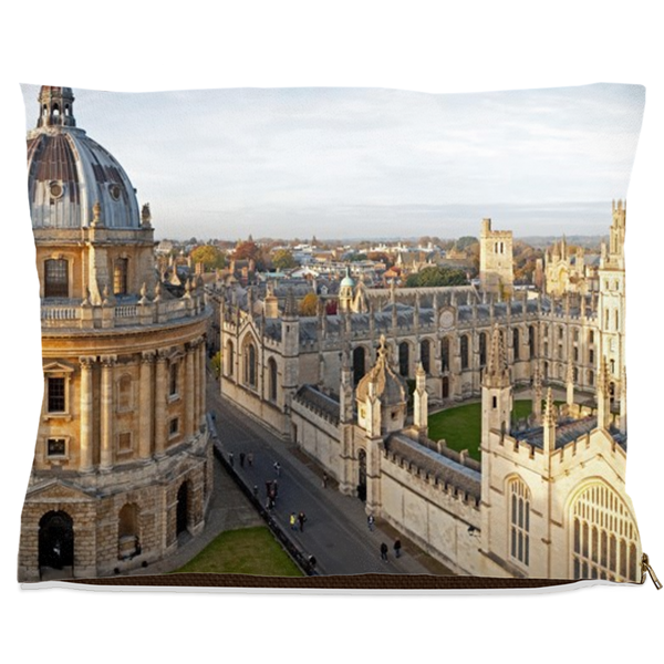 Oxford, City of Dreaming Spires Dog Bed