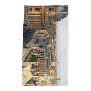 Oxford, City of Dreaming Spires Tea Towel