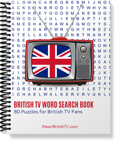 The British TV Word Search Book