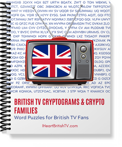 British TV Cryptograms & Crypto Families