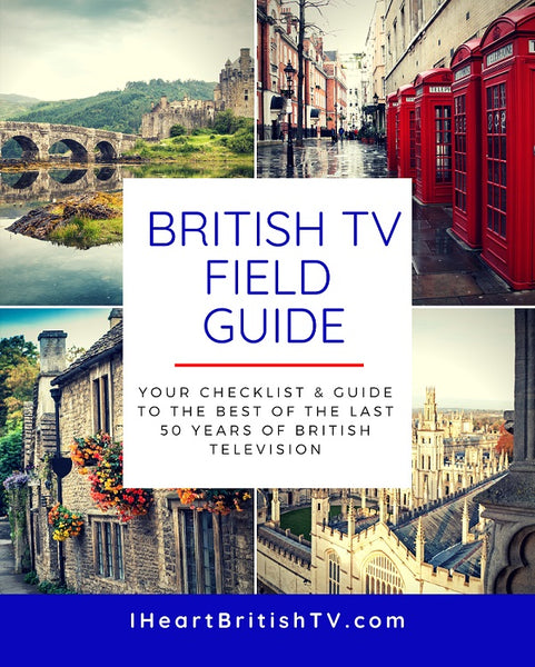 (IRREGULAR Copies) British TV Field Guide