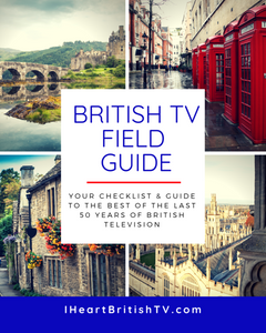 British TV Field Guide + British Mystery Variety Puzzle Book