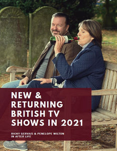 2020 British TV Year in Review - Special Limited Edition Magazine